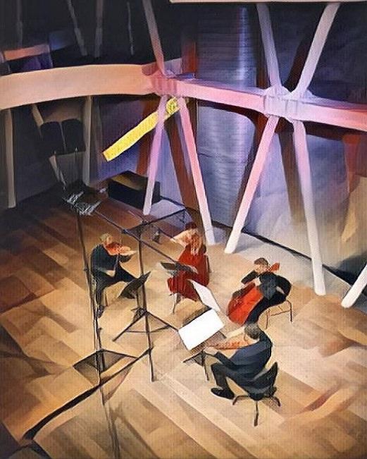 Borusan Quartet - Ustalar Geçidi