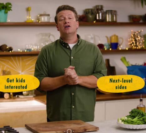 Walmart Cookshop: İzlerken Malzemeri Satın Alabileceğiniz Yemek Programı
