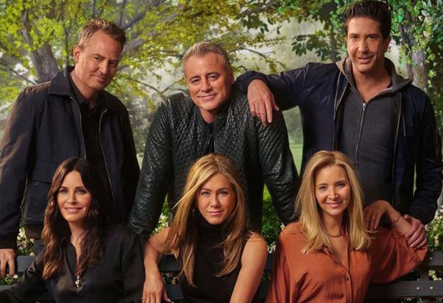Friends the Reunion: Dostlarımızın Geri Dönüşü