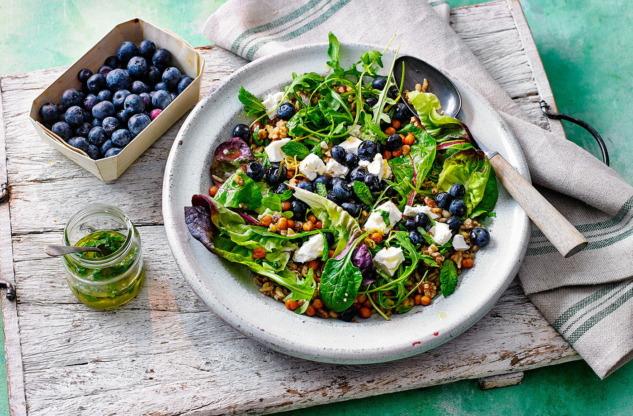 Tahıl Salataları: Aç Bırakmayacak 6 Lezzetli Tarif