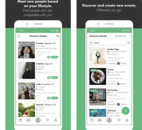 Veganzone: Veganlara Özel Sosyal Medya Platformu