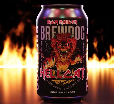 Hellcat: Iron Maiden'ın Yeni Birası