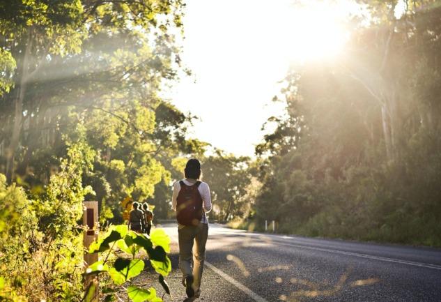 Yürümek: Başkaldırı, Terapi, Kendine Yolculuk