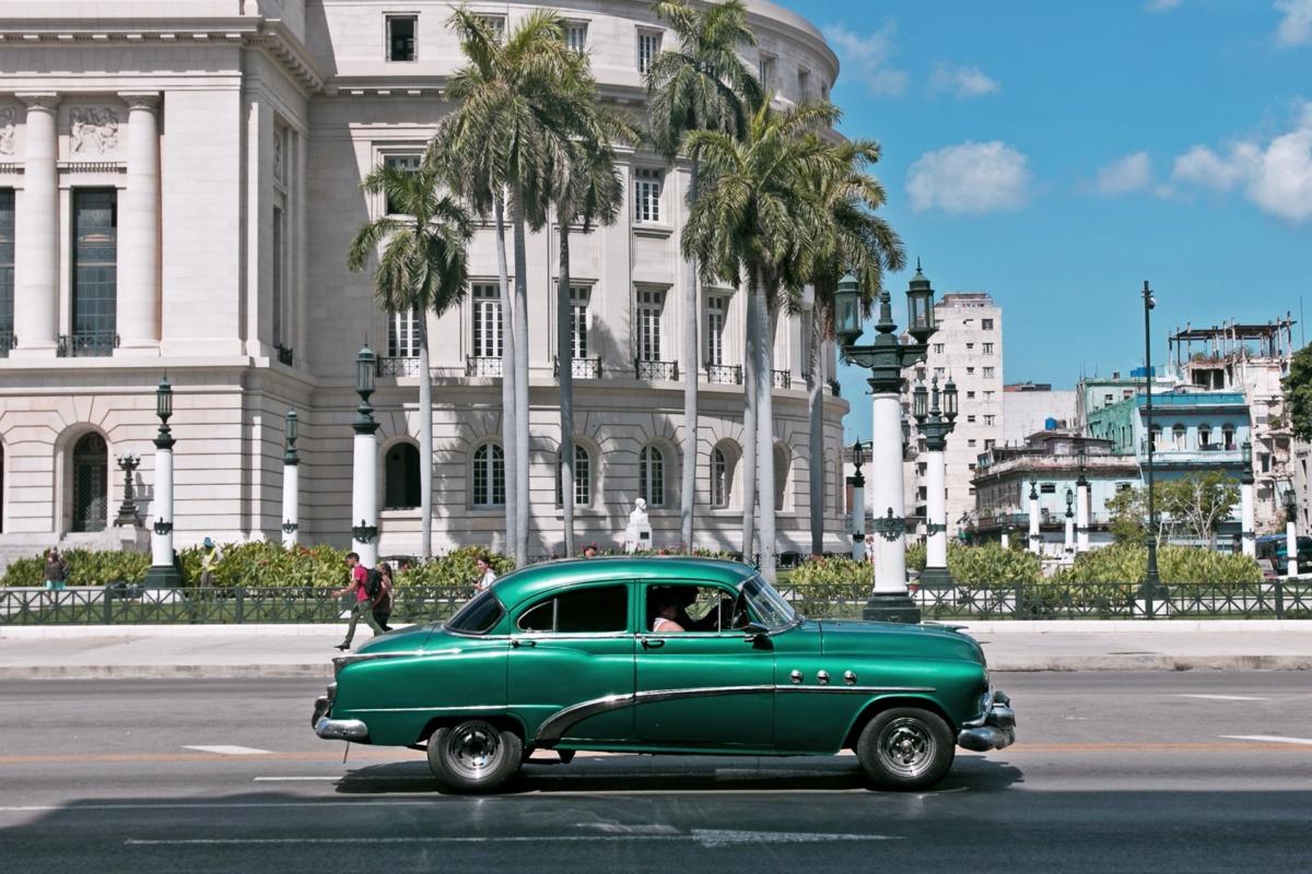 Online Mektep - Küba: Havana Sanal Turu