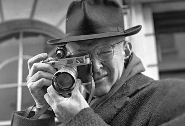 Henri Cartier-Bresson: Zamanı Durduran Fotoğraf Sanatçısı