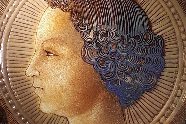 Archangel Gabriel: Da Vinci'nin Gizli Kalan İlk Eseri