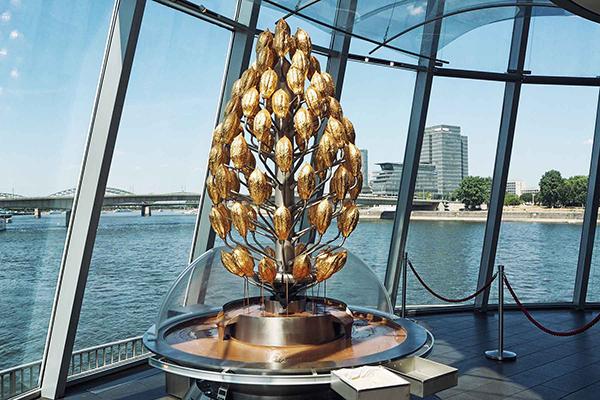 Schokoladenmuseum: Köln'de Rüya Gibi Bir Çikolata Müzesi