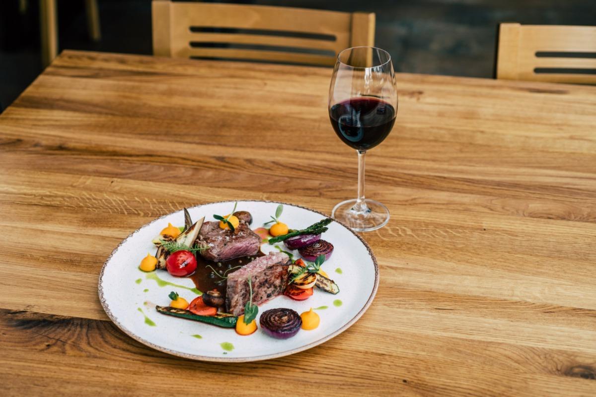 Yemek - Şarap Eşleşmeleri
