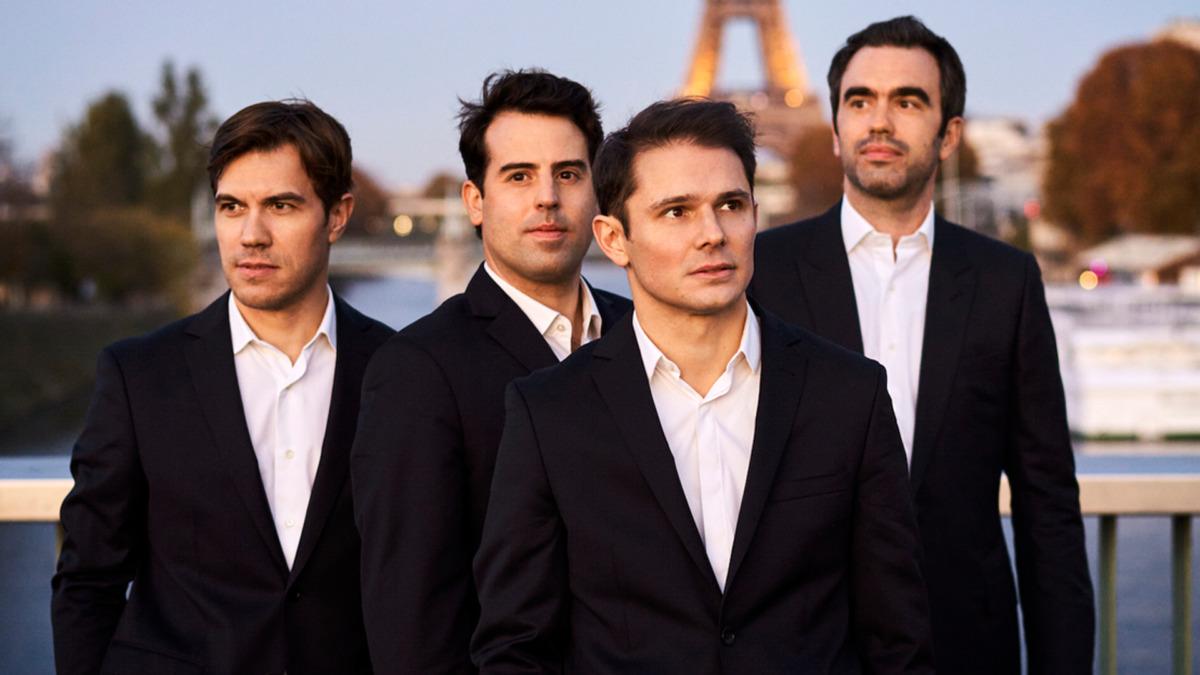 istanbul müzik festivali - modigliani quartet