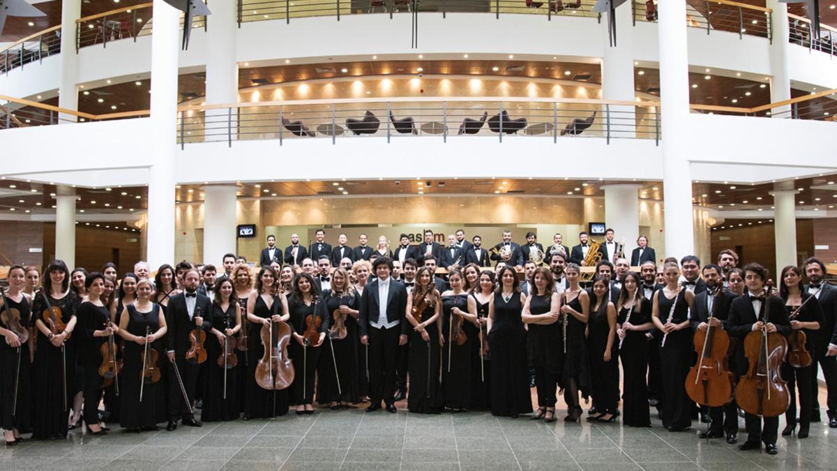 istanbul müzik festivali - tekfen filarmoni orkestrası
