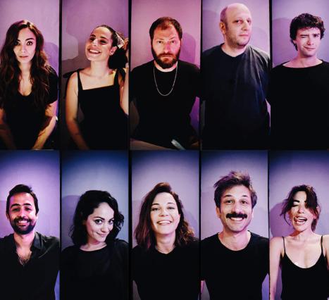 Podacto Stüdyo: BluTV ve Podacto İş Birliğinde Dijital Tiyatro Deneyimi