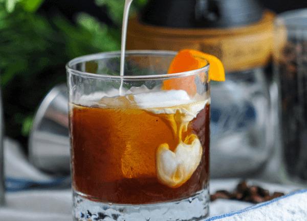 Cold Brew Lezzetler: The Irish Spirit'e Kahve Dokunuşu