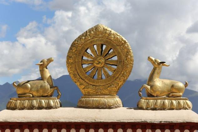 Dharma Çarkı (Dharmachakra)