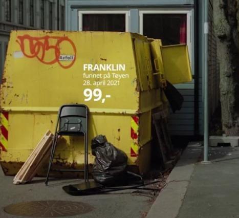 Çöpten Gelenler: IKEA Atık Mobilyalara İkinci Bir Şansa Davet Ediyor