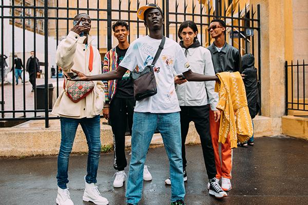 Moda Haftası Sokak Stilleri: Paris Men's Fashion Week
