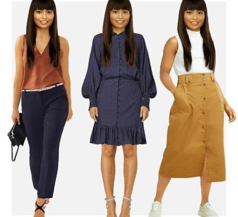 Zyler: Gerçekçi Giysi Deneme Aplikasyonu
