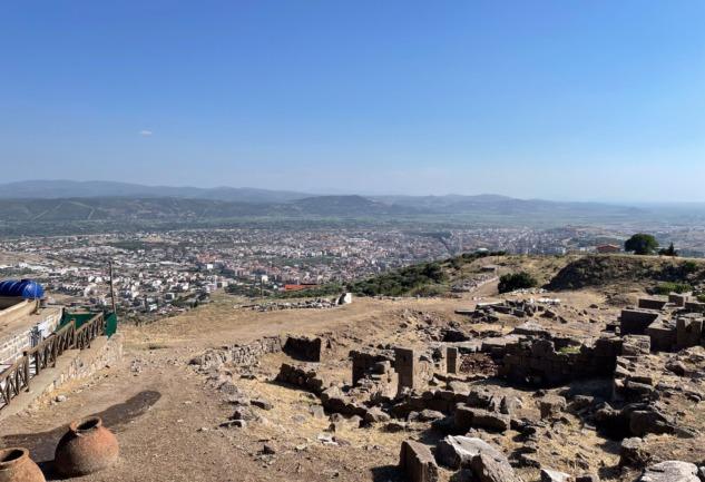 Pergamon: UNESCO Dünya Mirasına Giren Antik Kent
