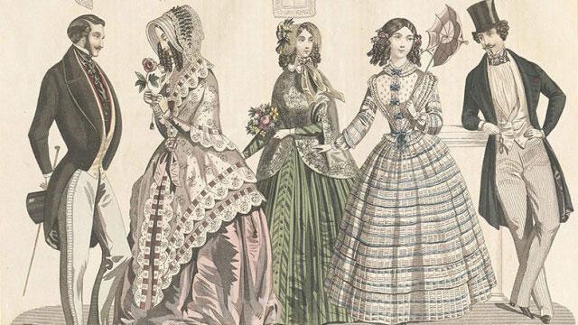 1800'lerde Moda