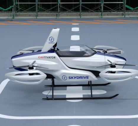 SD-03: Sci-Fi Filmlerinin Başrolü Uçan Arabalara Yaklaşıyor muyuz?