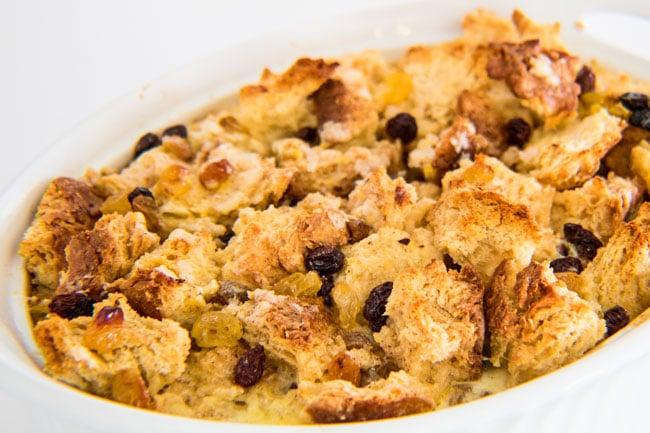 irlanda usulü tatlılar - sodalı ekmekli puding