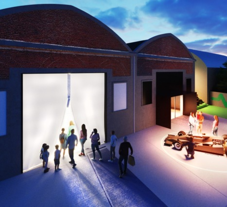 MAE: Karbon Fiberden Yapılan Müze