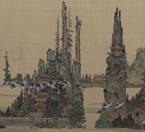 Du Kun: Çaldığı Parçaların Ses Dalgalarından Manzara Resimleri Üreten Sanatçı