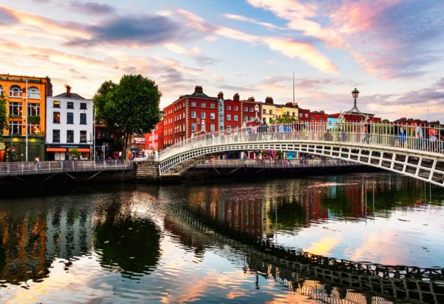 Dublin'de Bir Yaz Günü: Parklardan Rooftop'lara
