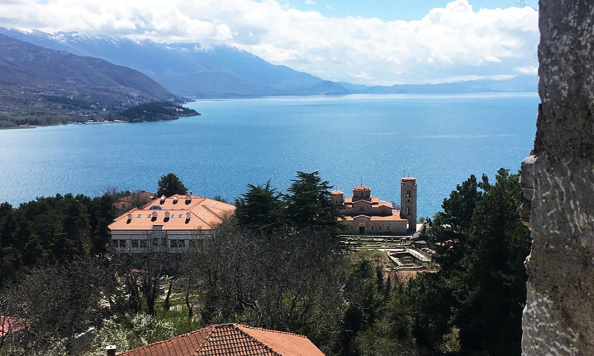 Ohrid- Pantelejmon