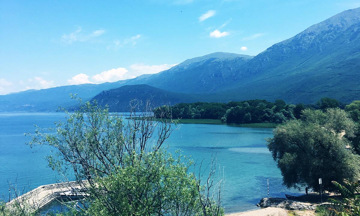 Ohrid - Saint Naum