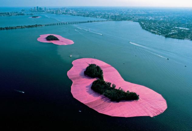 Christo ve Jeanne Claude: Arazi Sanatının Öncüleri