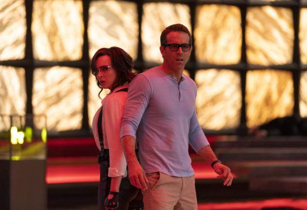Free Guy: Ryan Reynolds ve Jodie Comer'la Röportaj