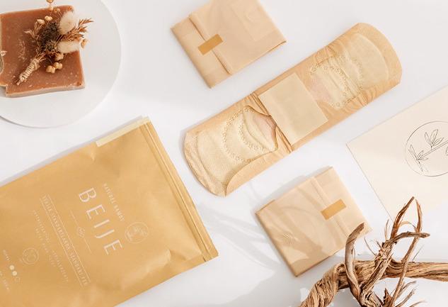 BEIJE: Yeni Nesil Organik Menstrual Ürünler