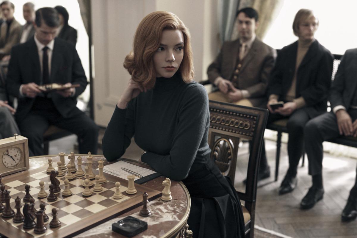 emmy adayları - the queen's gambit