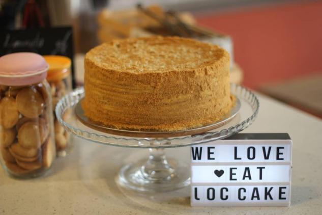 Loccake Cafe & Cakes