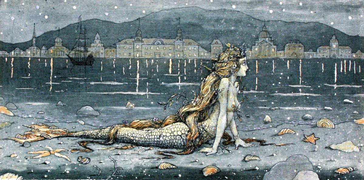 Küçük Deniz Kızı - Hans Andersen