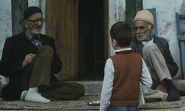 Dedesi (solda) ve Ahmed