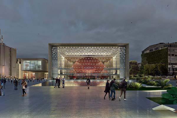 Desmus ile: Kültürel Mimarlık Üzerine